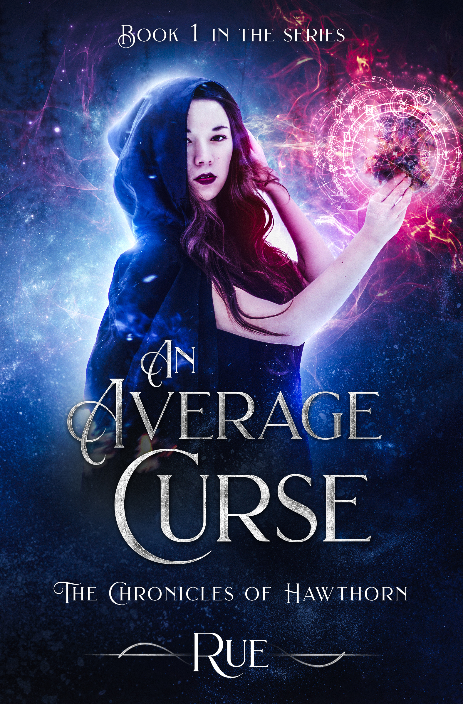 new YA fantasy series with female lead