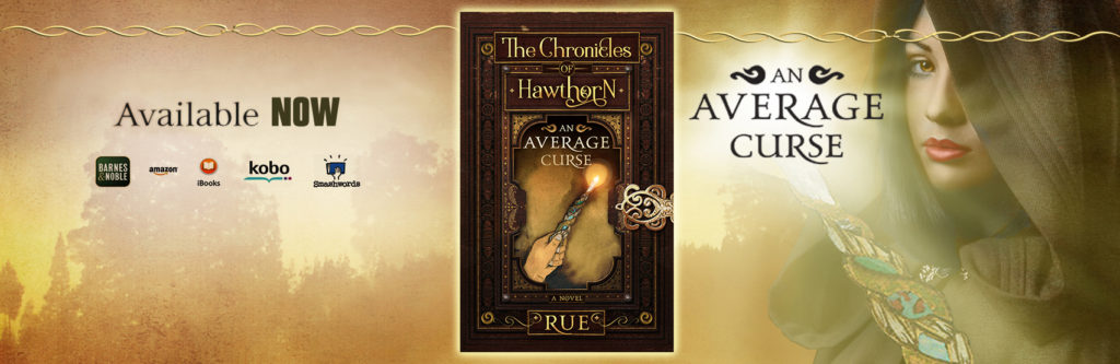 The Chronicles of Hawthorn, An Average Curse (Book 1)