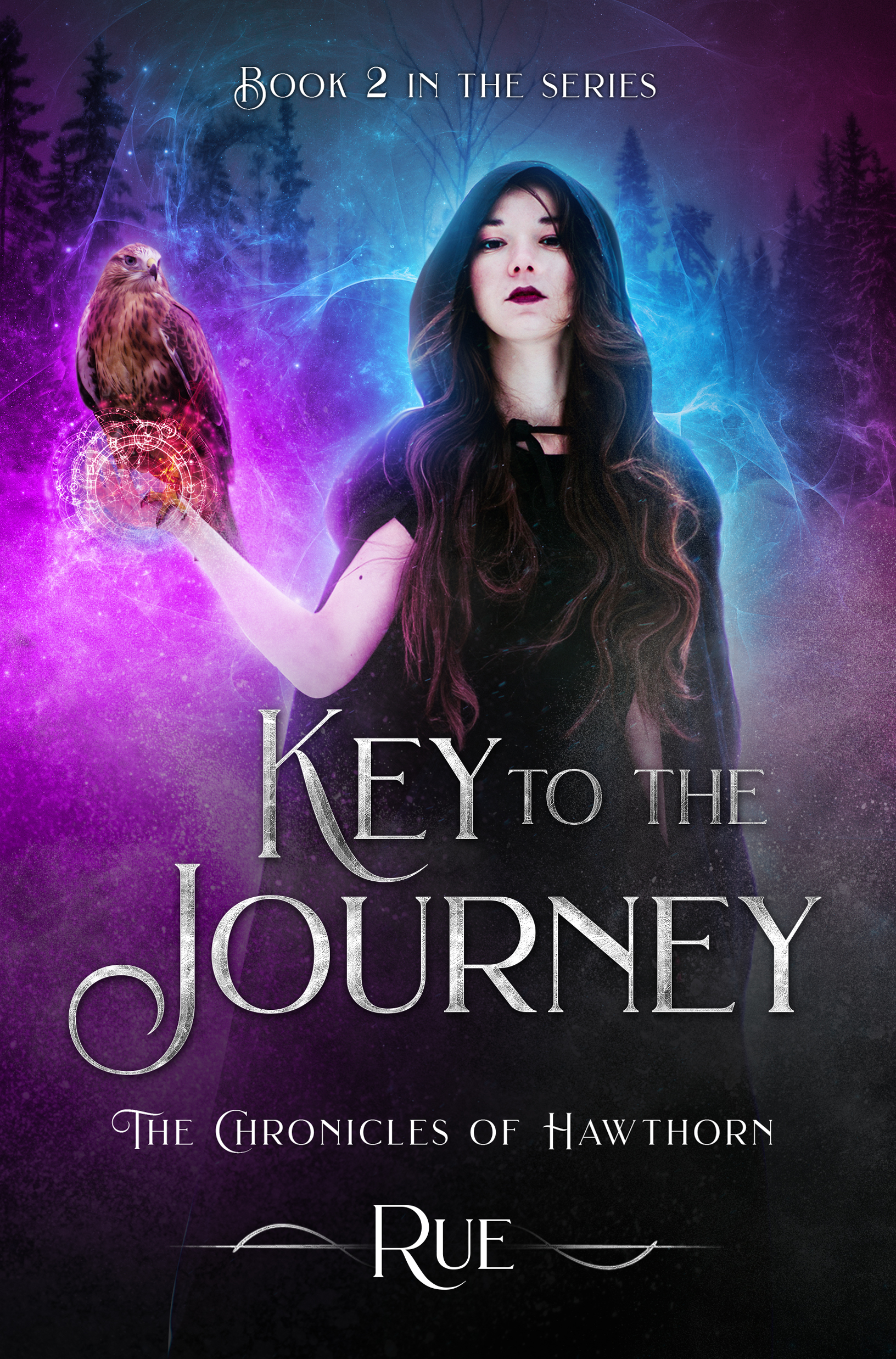 Best YA Fantasy for girls Book 2 in The Chronicles of Hawthorn